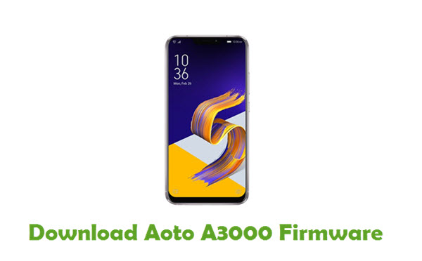 Download Aoto A3000 Firmware