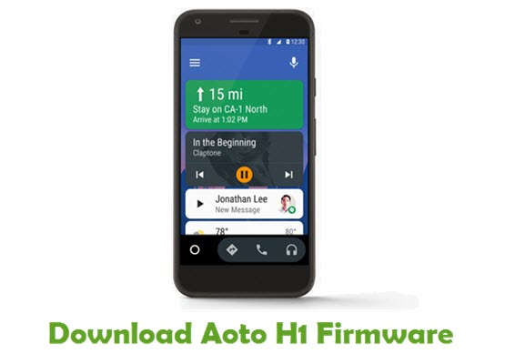 Download Aoto H1 Firmware