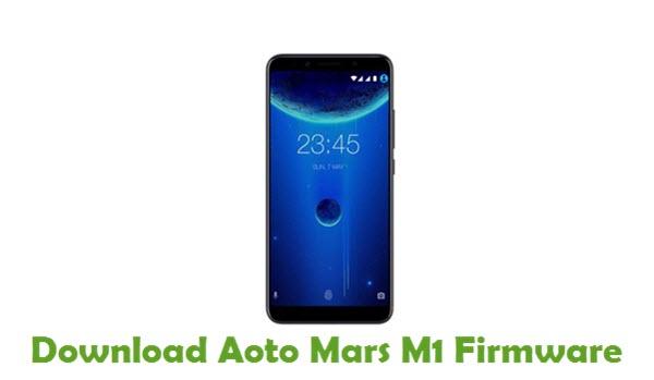 Download Aoto Mars M1 Stock ROM