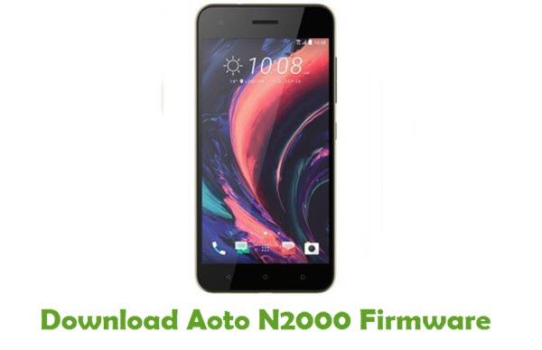 Download Aoto N2000 Firmware