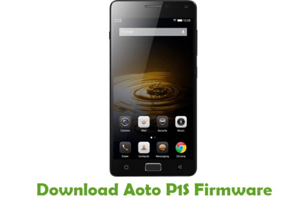Download Aoto P1S Firmware