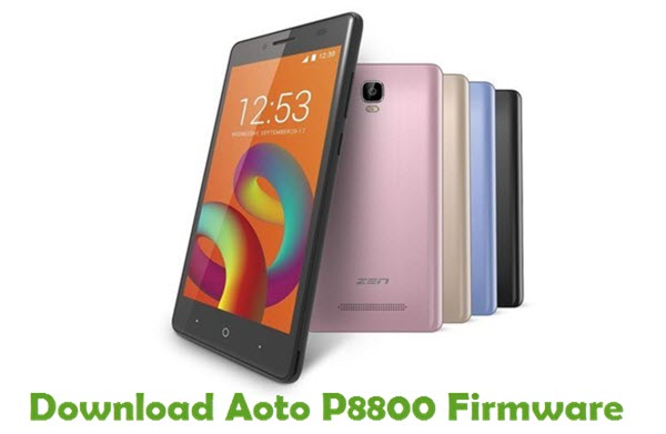 Download Aoto P8800 Firmware
