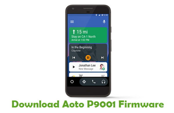 Download Aoto P9001 Firmware