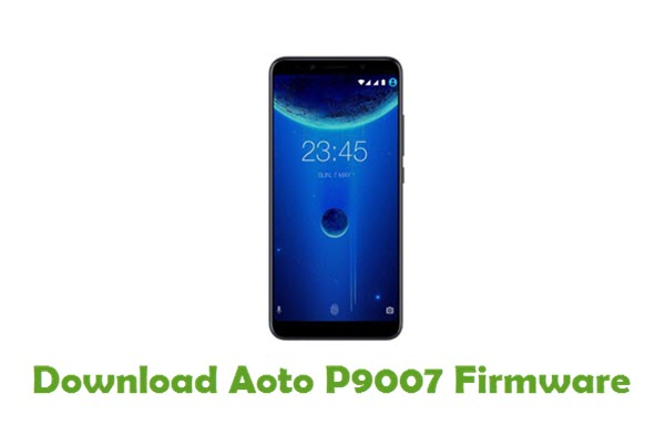 Download Aoto P9007 Stock ROM