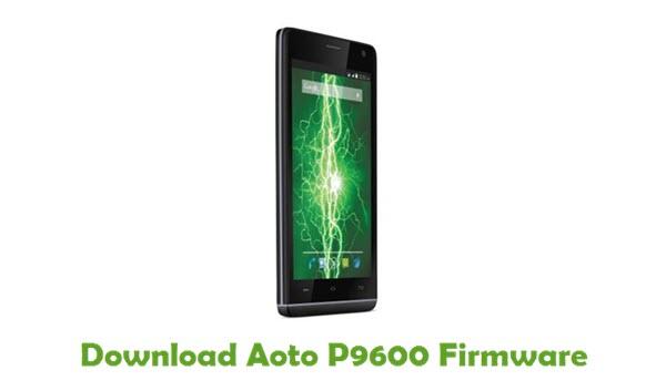 Download Aoto P9600 Firmware