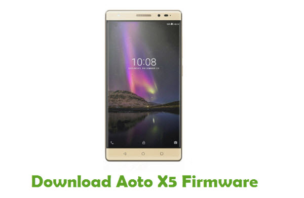 Download Aoto X5 Firmware