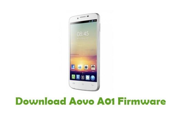 Download Aovo A01 Stock ROM