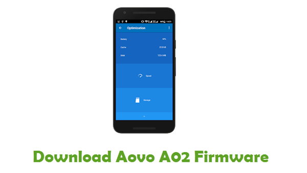 Download Aovo A02 Stock ROM