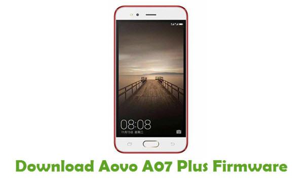 Aovo A07 Plus Stock ROM
