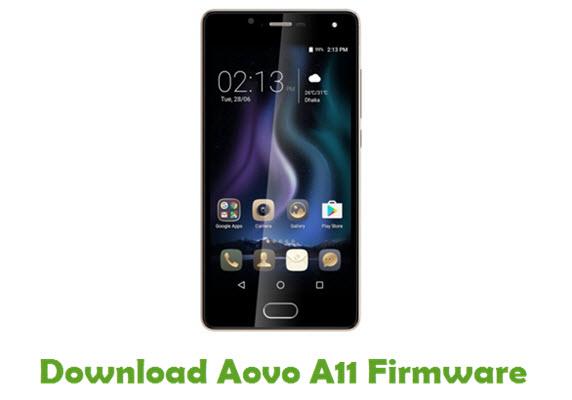 Download Aovo A11 Stock ROM
