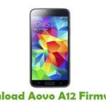 Aovo A12 Firmware