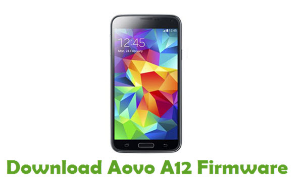 Download Aovo A12 Stock ROM