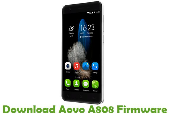 Download Aovo A808 Stock ROM