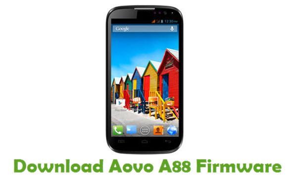 Aovo A88 Stock ROM