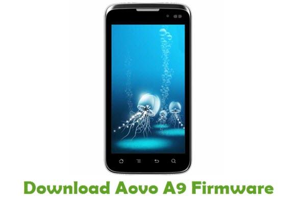 Aovo A9 Stock ROM