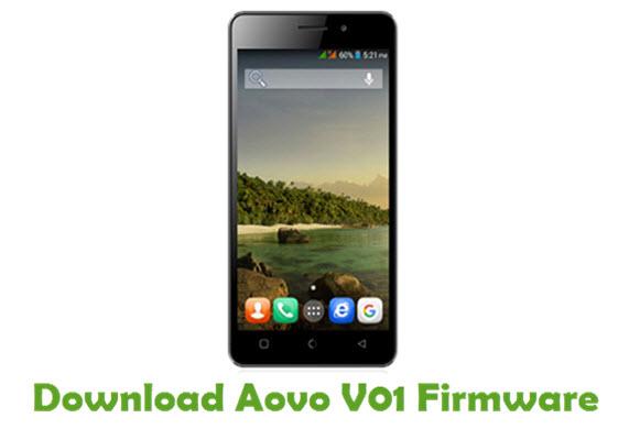 Aovo V01 Stock ROM
