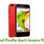 Firefly Aurii Inspire Firmware
