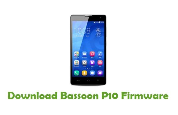 Download Bassoon P10 Firmware