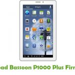Bassoon P100 Plus Firmware