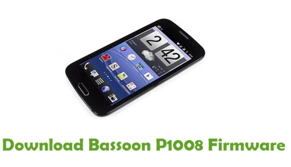 Download Bassoon P1008 Firmware