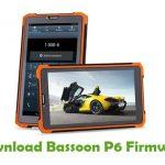 Bassoon P6 Firmware
