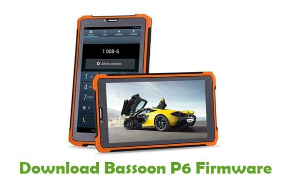 Download Bassoon P6 Firmware