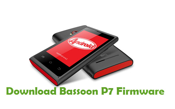 Download Bassoon P7 Stock ROM