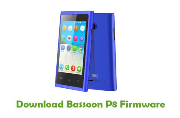 Bassoon P8 Stock ROM