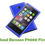 Bassoon P9600 Firmware