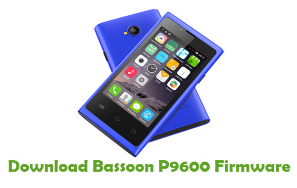 Download Bassoon P9600 Firmware