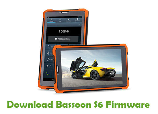 Download Bassoon S6 Firmware