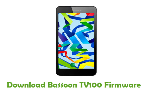 Download Bassoon TV100 Stock ROM