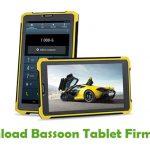 Bassoon Tablet Firmware