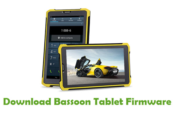 Download Bassoon Tablet Firmware