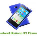 Bassoon X2 Firmware