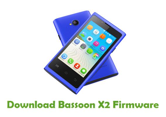 Bassoon X2 Stock ROM