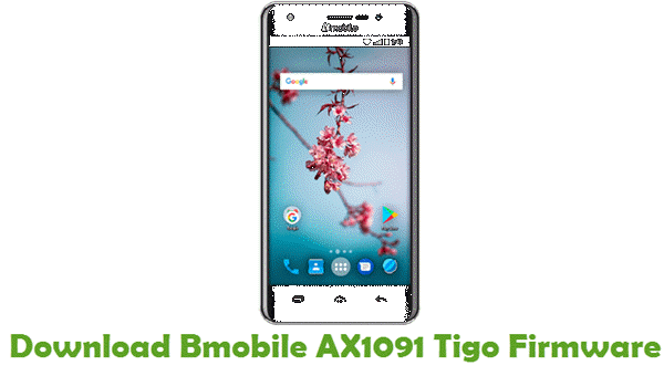 Bmobile AX1091 Tigo Stock ROM