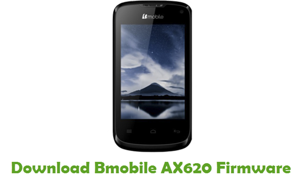 Download Bmobile AX620 Stock ROM