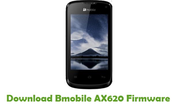Bmobile AX620 Stock ROM