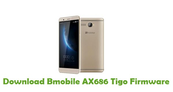 Download Bmobile AX686 Tigo Stock ROM