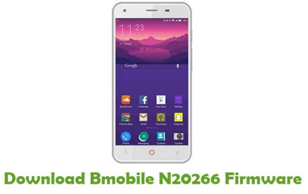 Download Bmobile N20266 Stock ROM
