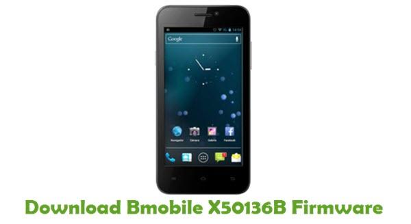 Bmobile X50136B Stock ROM