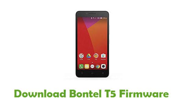 Download Bontel T5 Stock ROM