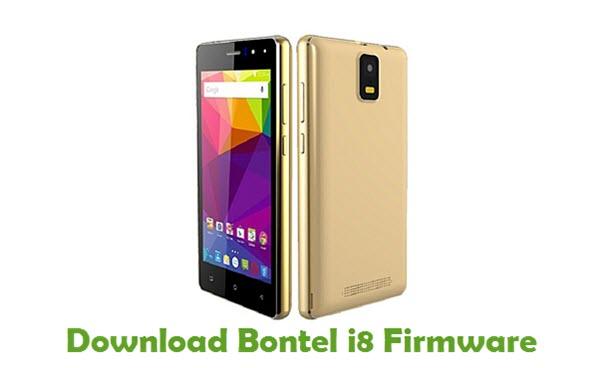 Download Bontel i8 Stock ROM