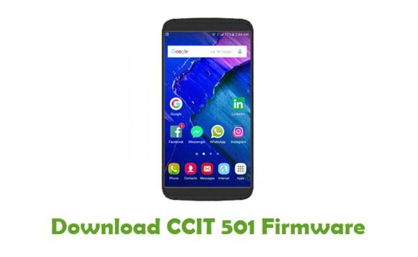 Download CCIT 501 Stock ROM