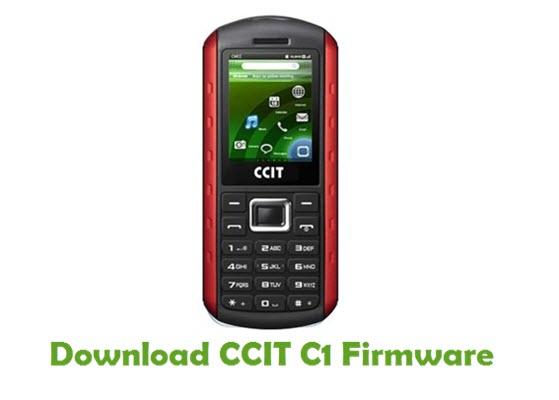 CCIT C1 Stock ROM