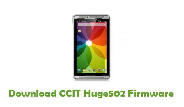 Download CCIT Huge502 Stock ROM