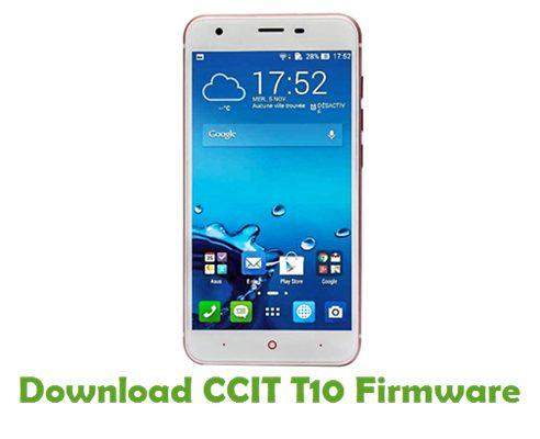 CCIT T10 Stock ROM