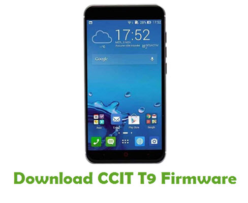 Download CCIT T9 Firmware - Android Stock ROM Files