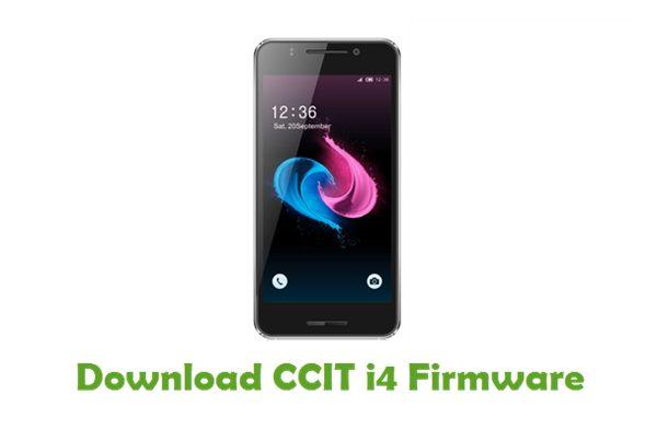 Download CCIT i4 Stock ROM